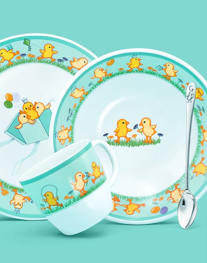 Tiffanyu0027s baby china - lovely gift for new born  sc 1 st  Pinterest & 22 best Blakeu0027s dinner sets images on Pinterest | Dining sets ...