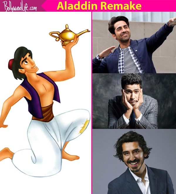 Dev Patel, Vicky Kaushal, Ayushmann Khurrana – 5 Indian actors who could play Aladdin in Guy Ritchie's live-action remake #FansnStars