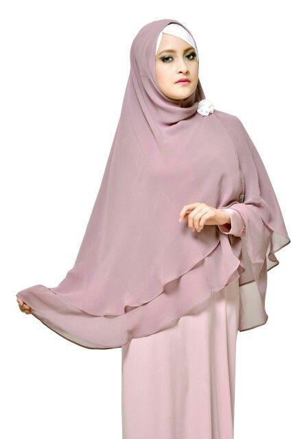 Khimar alisya by upline hijab