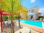 Holiday Villa in Coral Bay Village, Paphos, Cyprus CY3452 first options ave