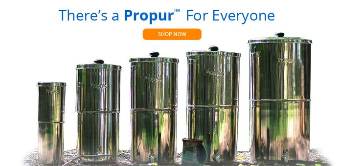 Welcome to www.propurusa.com - Making your water as refreshing as possible
