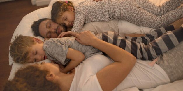 Was mit Kindern passiert, die nicht alleine schlafen lernen