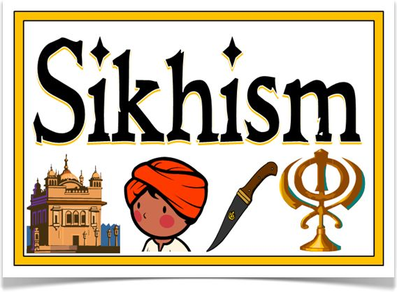 Sikhism - Treetop Displays - A set of 10 colourful A4 posters explaining and illustrating the key information about Sikhism. Each poster prompts children to understand Sikhism in more detail. Visit our website for more information and for other printable resources by clicking on the provided links. Designed by teachers for Early Years (EYFS), Key Stage 1 (KS1) and Key Stage 2 (KS2).