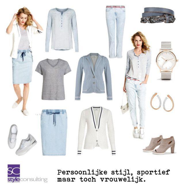 """""""Persoonlijke stijl, sportief maar toch vrouwelijk."""" By Margriet Roorda-Faber."""
