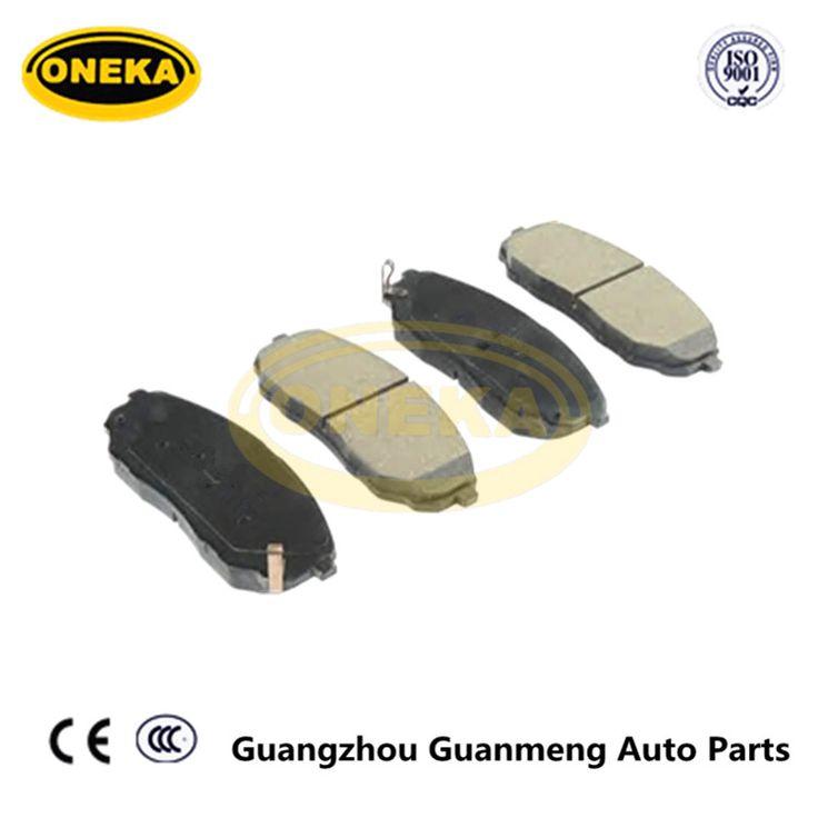 ONEKA China brake pads factory ceramic brake pads for Korean Cars 58101-3ED00 FOR SORENTO CAR