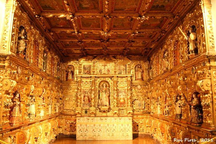 Capela de São João Evangelista (séc. XVIII), from the cloisters of the extinct Convent of Chagas - Museu de Lamego, Lamego - Portugal