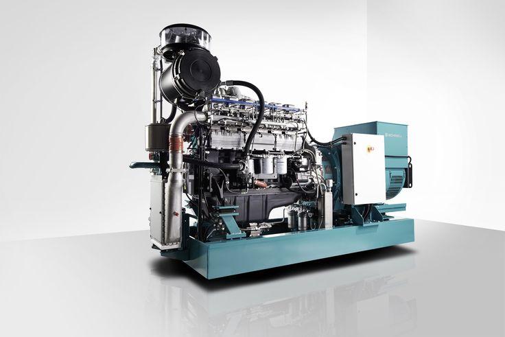 SCHNELL Motoren GmbH / Der Hersteller für Blockheizkraftwerke. - Produkte - Biogas - Z-Line