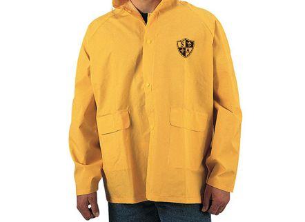 Sa Co Rain Jacket Heavy Duty Weight Pvc Rain Suit