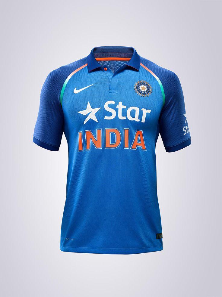 Nike Unveils New Team India Cricket Kit Cricket uniform