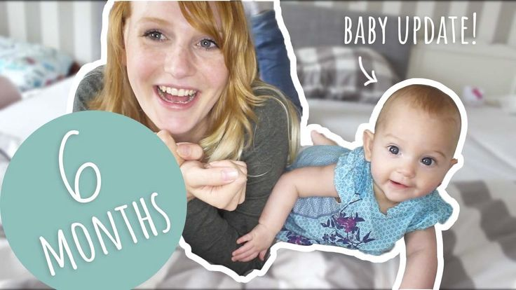 6 MONTH UPDATE | commando crawling, solids & happy screeches