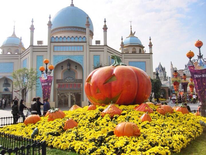 Everland in South Korea