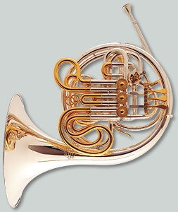 Double French Horn http://www.youtube.com/watch?v=I6DjQ1-T3z8