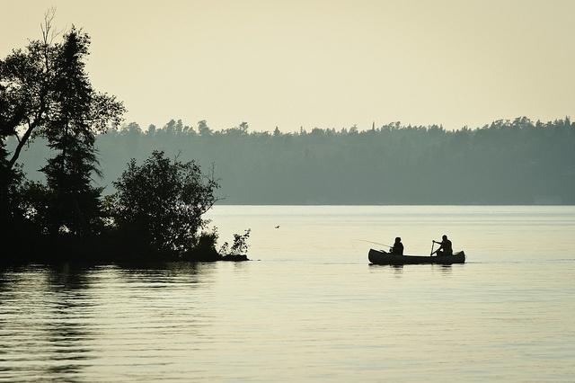 evening canoe ride   Flickr - Photo Sharing!