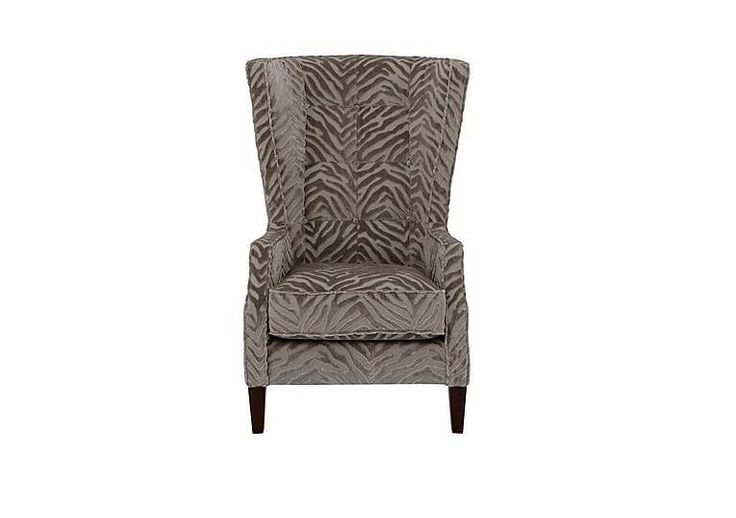 The Hollywood Collection Marilyn Fabric Accent Armchair, Sale £699