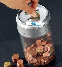 Dare valore a ogni centesimo è facile con il salvadanaio contamonete