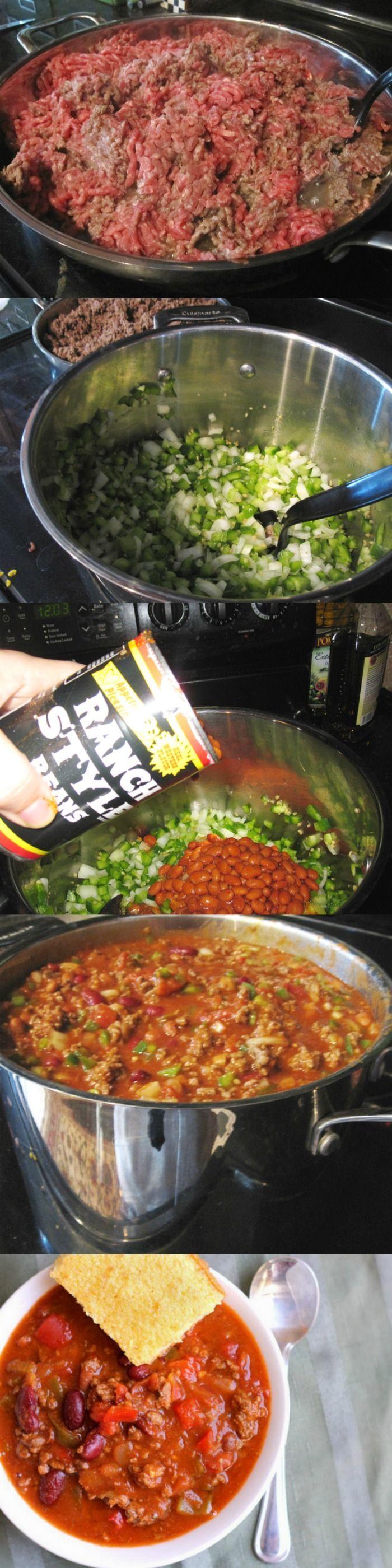 tastes just like wendys chili!!!