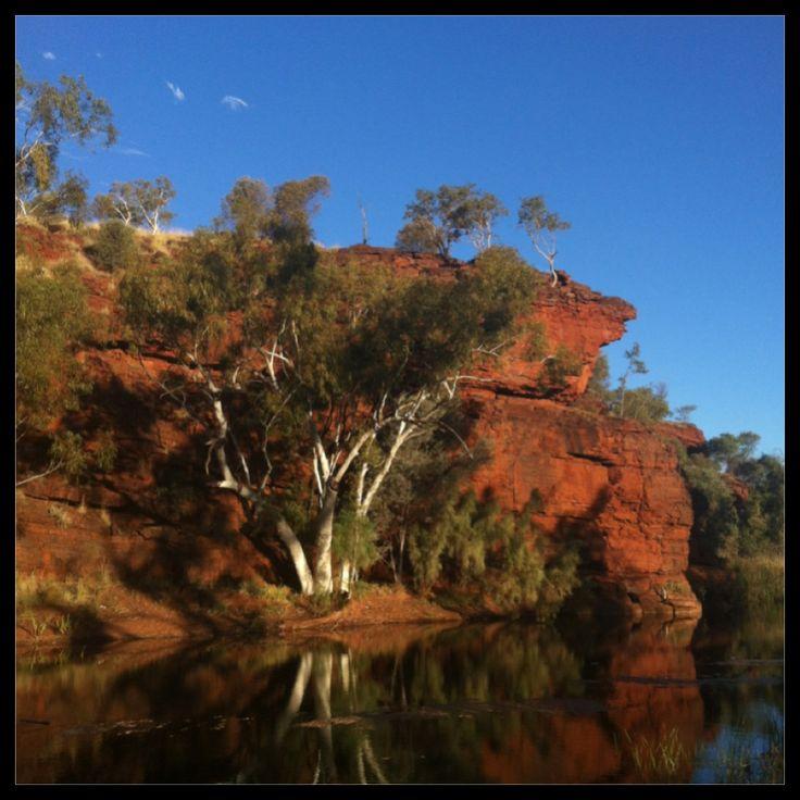 Weeliwolli Creek, Newman #western australia