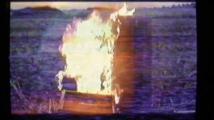 #vhs #glitch #tv #fire   https://vimeo.com/136326061