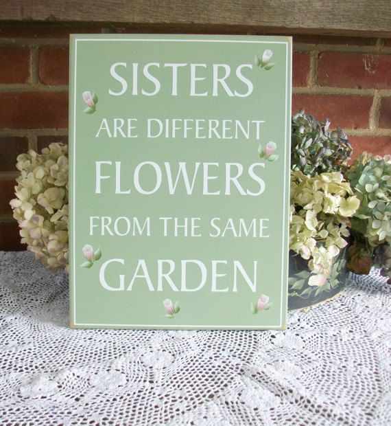 Birthday Quotes From The Quote Garden: Best 25+ Sister Sayings Ideas On Pinterest