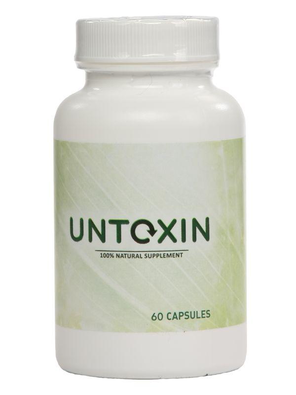 Untoxin - Twoja Detoksykacja Organizmu
