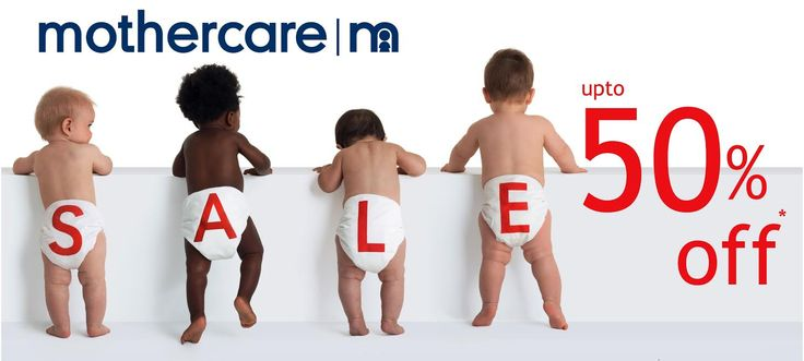 Dress up your li'l ones in the most comfortable and fashionable clothing #Mothercare Sale upto 50% off #Forum