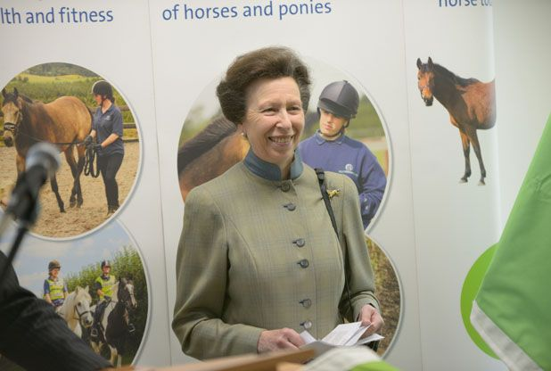 HRH The Princess Royal has officially opened the new World Horse Welfare visitor centre and indoor arena near Somerton.    World Horse Welfare's Glenda Spooner Farm Rescue and Rehoming Centre, one...