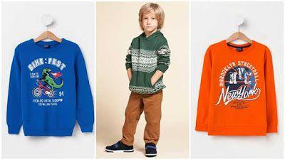 DeFacto bayramlık erkek çocuk kıyafetleri 2015