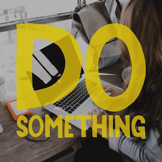 Dislike your job? Change it. Missing the skills you need for the promotion you want? Take an online course. Laid off? Create an action plan with deadlines for yourself. DO SOMETHING! It's your life, you're in control. We're here to help, #girlboss.