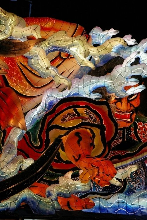 Discovering Tohoku !~情熱の東北四大祭り体験レポ【青森ねぶた祭】 http://klastyling.com/2015/07/18409/ Report by Teiko Nozaki