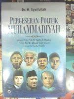 Toko Buku Sang Media : PERGESERAN POLITIK MUHAMMADIYAH