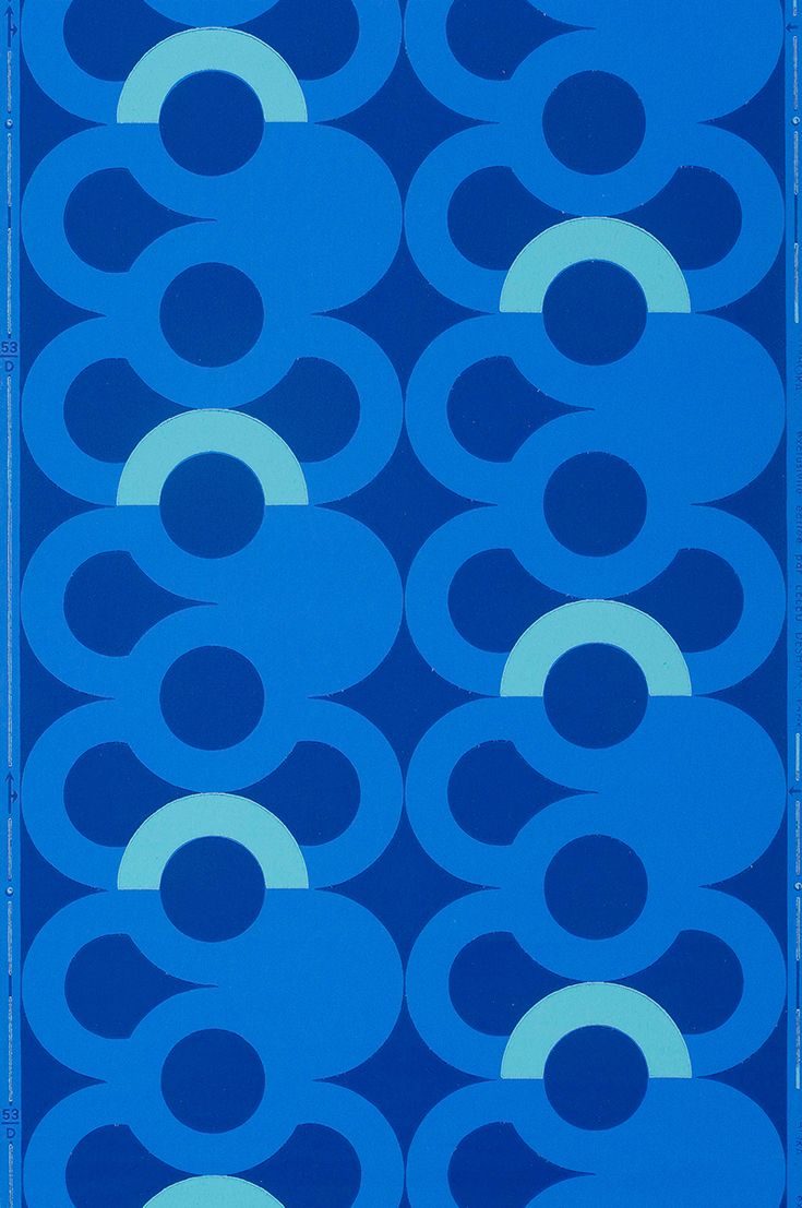 Carta da parati Tabora // Tabora wallpaper • Design: Paule Leleu, produzione Follot, Parigi, 1972 ca. Foto Jean Tholance © Les Arts Décoratifs