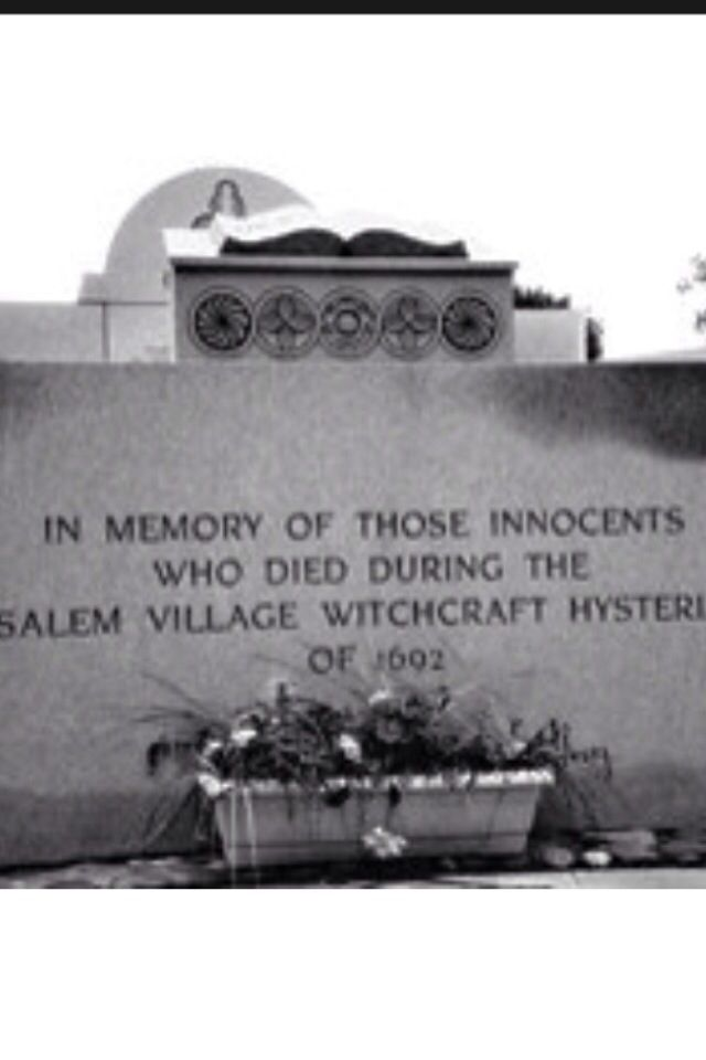 Salem witch trials .. 1692                                                                                                                                                                                 More