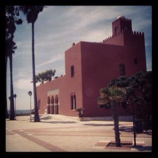 Bil Bil Castle, just down the road from Sunset Beach Club...Benalmadena, Costa Del Sol