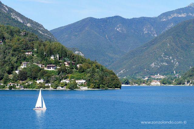 Lago di Ledro, Trento - Ledro Lake, Trento (Italy)