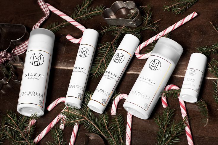 Mia Höytö Cosmetics x-mas | Flickr - Photo Sharing!