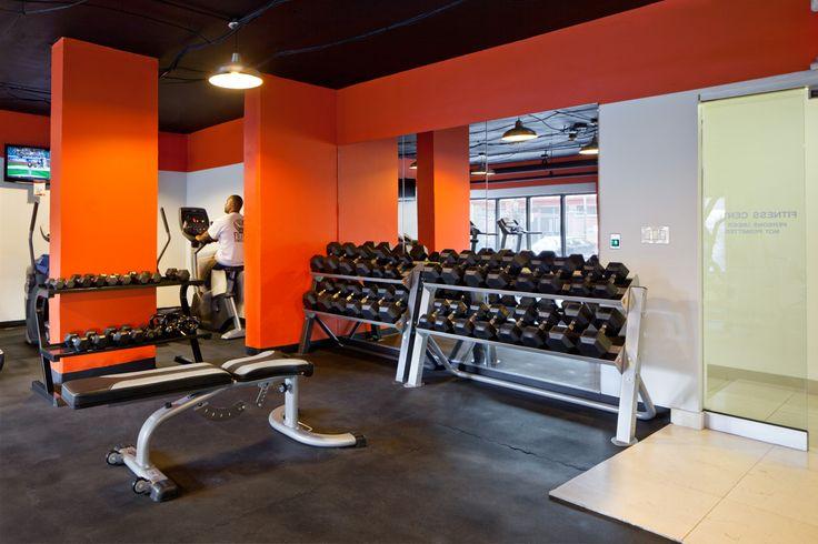 The Lenox Condominiums- Gym