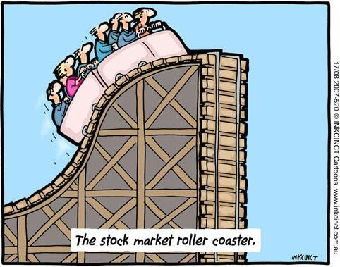 Retirement Strategy: Do You Have What It Takes For The Next Major Correction? -  | Seeking Alpha