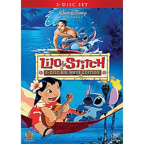 Lilo and Stitch DVD | Movies | Disney Store