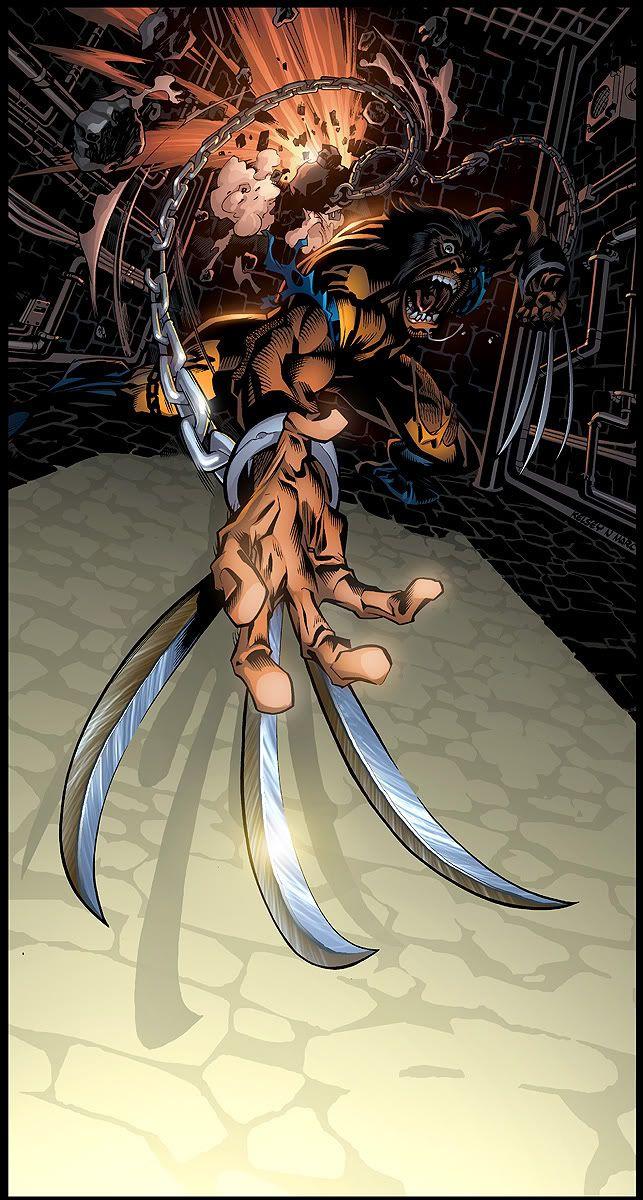 Radically Badass Wolverine GeekArt - News - GeekTyrant