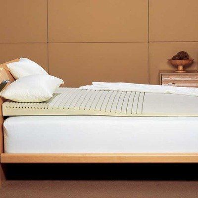geoincline foam mattress topper size queen by beautyrest b820cn twin xl