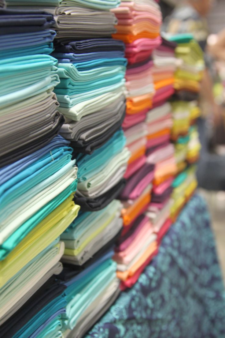 Art Gallery Fabrics - Pure Elements   Can I live here, please?