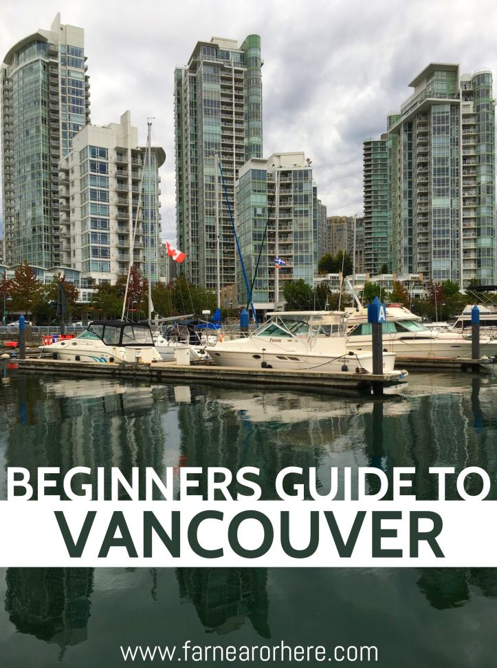 Go-to Vancouver travel guide …