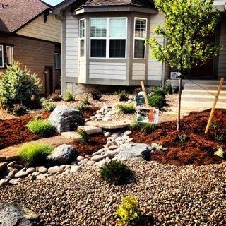 112 best landscaping images on pinterest landscaping on best rock garden front yard landscaping trends design ideas preparing for create id=77313