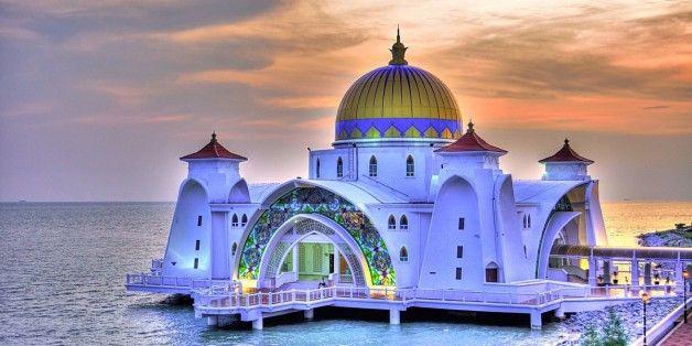 50 des plus belles mosquées du monde