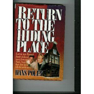Return To The Hiding Place By Hans Poley Amazon