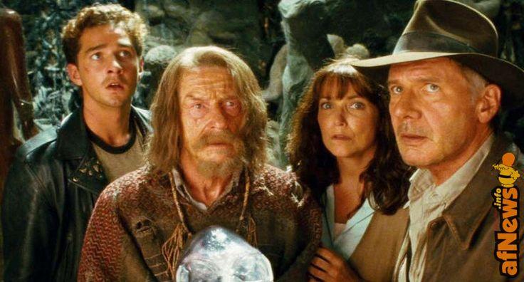 Indiana Jones 5: come il Teschio di Cristallo influenzerà la trama? - http://www.afnews.info/wordpress/2016/03/16/indiana-jones-5-come-il-teschio-di-cristallo-influenzera-la-trama/