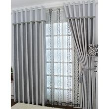 Cheap Shower Curtain Sets Solid Tab Top Curtains
