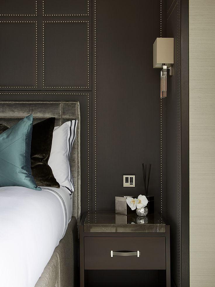 Guest Bedroom Detail, Pavilion - Morpheus London