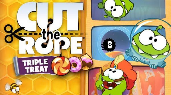 Cut the Rope: Triple Treat ROM & 3DS CIA (Region Free) - https://www.ziperto.com/cut-the-rope-triple-treat-rom/