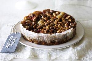 Orange hazelnut panforte | Cookies, Bars and Biscotti | Pinterest